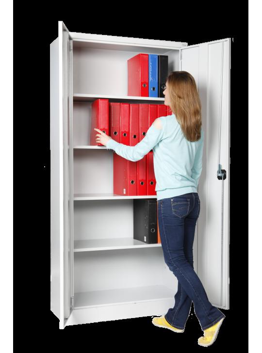 Шкаф за класьори и документи